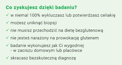 badania na celiakię, badanie na celiakię, celiakia badania