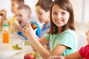 Dziecko na diecie bezglutenowej w szkole